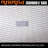 Tag resistente ao calor da cadeia de aprovisionamento RFID do papel revestido de escala longa