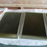 産業設備のワークテーブルのためのアルミニウム蜜蜂の巣コア(犠牲的なレーザーベッドおよび表)