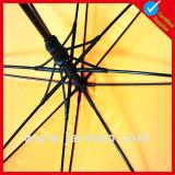 """27 """"カスタムロゴによって印刷される昇進のゴルフ傘"""