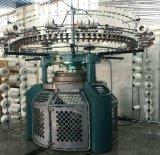元Da二重ジャージーの円の編む機械