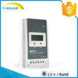Epever MPPT 20A 12V/24V LCDの太陽調整装置2年の保証Tr2210A