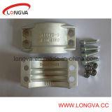 Abrazadera de seguridad de acero inoxidable de China