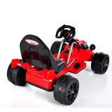 Elektrisch Reiten-auf Spielzeug Car- rotes Kart (zwei Batterie der Kinder des Motor zwei)