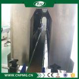 Полуавтоматный PVC обозначает машину для прикрепления этикеток застенчивый втулки топления пара