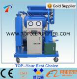Máquina portátil do purificador da regeneração do petróleo do transformador (ZY-30)