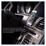 Sostenedor del teléfono, montaje magnético universal del coche de la salida de aire