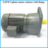 Serie G3 helicoidales Motores Unidad engranado con brida IEC