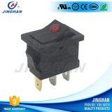 Cer RoHS Kcd1-106/Mn dauerhafter Miniwippenschalter TUV-CQC