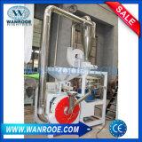 디스크 유형 LDPE/PVC는 코팅 플라스틱 분말 선반 기계를 담겄다