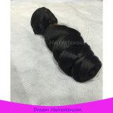 Награда отсутствие волос волны волокна волос девственницы Remy свободных перуанских людских