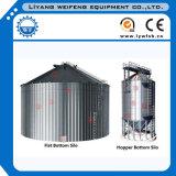 275g galvanizou o silo fabricado da placa de aço