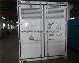 gerador silencioso Containerized do ISO de 1000kVA Cummins
