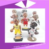 Корабль смолаы Bobble головные Figurines для сувенира P017-062