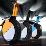 Une moto de équilibrage électrique de roue