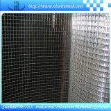 Rete metallica saldata con utilizzato nella rete fissa di allegato