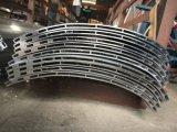 Profilo dell'espulsione della lega di alluminio del dissipatore di calore per il portello e la finestra 04