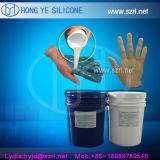 Силиконовая резина медицинской ранга платины жидкостная для простетических лимбов