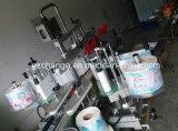 Автоматический жидкостный тензид разливает машину для прикрепления этикеток по бутылкам