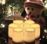 Heiße Verkaufs-Tee-Licht-Form und Tee-Lichter des Partei-Gebrauch-LED