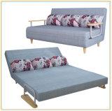 Кровать софы толковейшей конструкции классицистическая с 2 резиновый рукоятками 190*150cm