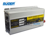 Suoer 12V 220V 1000W intelligent outre de l'inverseur d'énergie solaire de réseau (STA-E1000A)