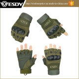 Military Tactical Airsoft Cycling Fingerless Sports Hunting Gloves