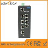 Tx와 2개의 Fx 8개의 포트 산업 이더네트 네트워크 스위치