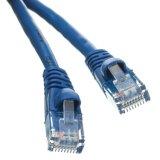 CAT6 het Koord van het Flard van Snelle internetdiensten RJ45