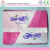 Fmcg Rose Belle OEM Serviette hygiénique à haute absorbance en coton absorbant