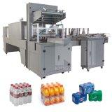 Máquina fresca en botella automática llena de la bebida del jugo