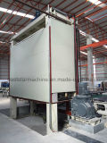 Künstliche Quarz-Stein-Platte/Fliese-Presse, die Maschine herstellt