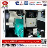 Generador eléctrico diesel insonoro de Cummins del nuevo diseño con el ATS