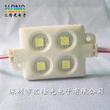 4 partes do diodo emissor de luz lascam o módulo do diodo emissor de luz com 0.96W 12V