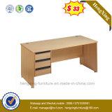 現代木の事務机のメラミンオフィス用家具(NS-ND082)