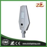 Grado del IP IP67 y luz de calle solar blanca pura de la temperatura de color (CCT)