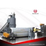 Plastiktasche, die Pelletisierung-Zeile und Wiederverwertung der Plastikgranulierer-Maschine aufbereitet