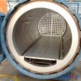 O Ce aprovou a autoclave composta Patim-Montada empacotada 1000X2000mm para o laboratório
