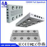 El LED crece la lámpara ligera de la planta para las plantas de interior 0-100% Dimmable HPS/Mh substituto 1200 vatios