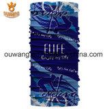Costume sem emenda do Bandana do lenço do lenço de pescoço da forma