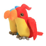 Giocattolo della peluche del pappagallo farcito abitudine