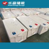Batterie solaire scellée 12V 250ah de Rechargeble de cycle élevé d'acide de plomb