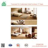 현대 호텔 침실 가구 단단한 나무 침실 가구 유럽식 침실 세트