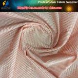 Poliestere/mini tessuto Mixed di nylon della camicia dell'assegno di Crincle (YD1162-1)