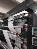 Machine d'impression de Flexography de 4 couleurs pour le papier