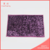 明るいカラーシャギーなシュニールの床かドア・マット