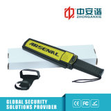 Hohes Security Handheld Metal Detector mit Staple Checking Sensitivity