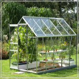 4mm ultra freies Floatglas für Gemüsegewächshaus-Gebäude