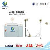 SGS (WRS)が付いている高いPrecisionthinワイヤーケーブル機械再Reeler