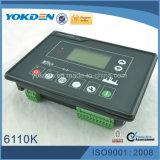 6110k 고유와 호환이 되는 자동 시작 발전기 통제 6110k