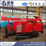 De volledige Installaties van de Boring van het Hydraulische Systeem Hfw200L goed voor Verkoop